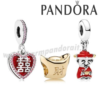 Miglior Prezzo Happiness Fortune And Luck Charm Pack